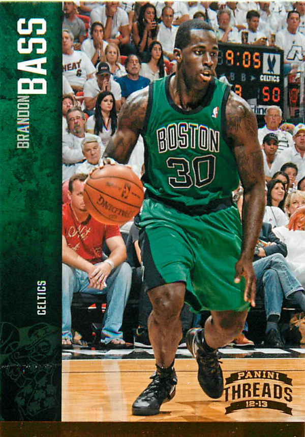 2012-13 Panini Threads #11 Brandon Bass