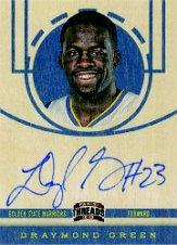 2012-13 Panini Threads #235 Draymond Green AU RC