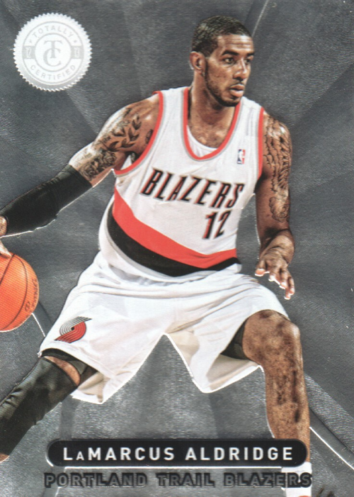 2012-13 Totally Certified #2 LaMarcus Aldridge