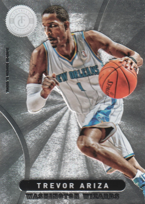 2012-13 Totally Certified #8 Trevor Ariza