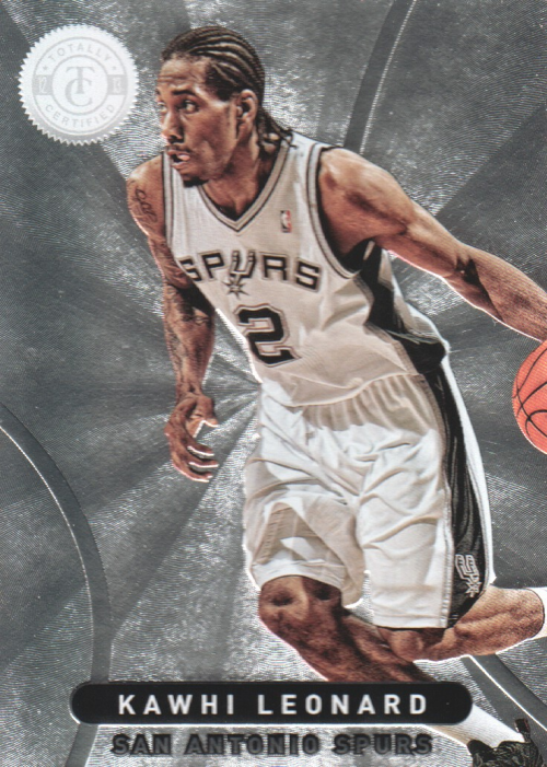 2012-13 Totally Certified #11 Kawhi Leonard RC