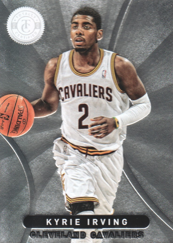 2012-13 Totally Certified #12 Kyrie Irving RC