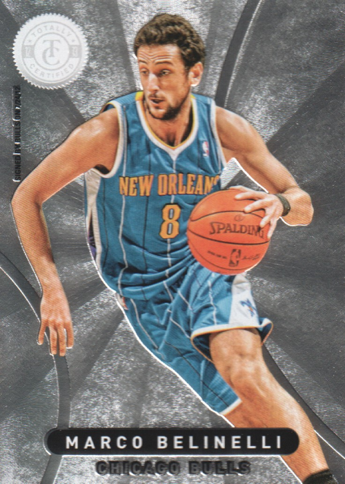 2012-13 Totally Certified #20 Marco Belinelli