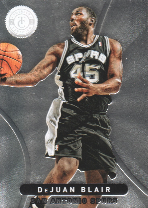 2012-13 Totally Certified #23 DeJuan Blair