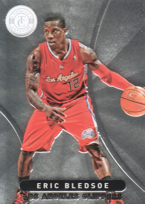 2012-13 Totally Certified #25 Eric Bledsoe