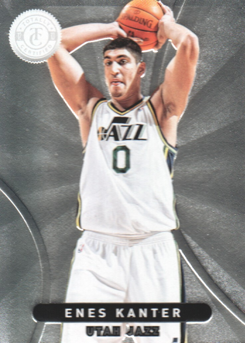 2012-13 Totally Certified #38 Enes Kanter RC