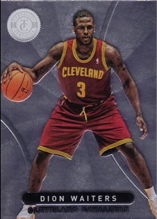 2012-13 Totally Certified #67 Dion Waiters RC
