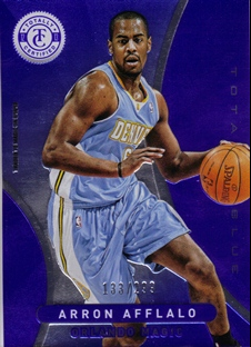 2012-13 Totally Certified Blue #1 Arron Afflalo