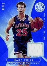 2012-13 Totally Certified Blue Materials #163 Mark Price/99