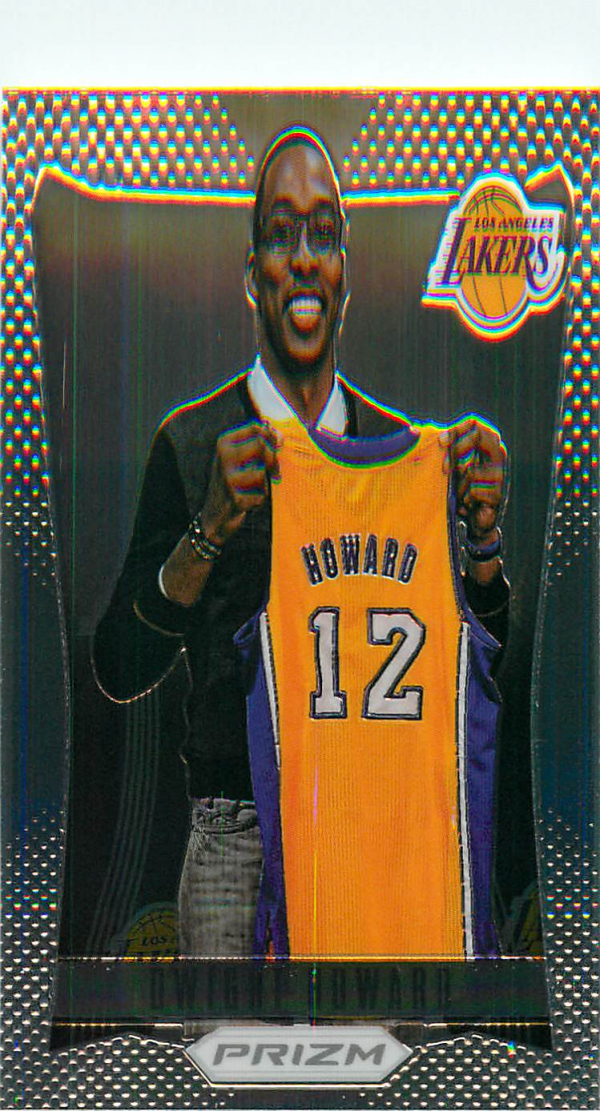 2012-13 Panini Prizm #4 Dwight Howard