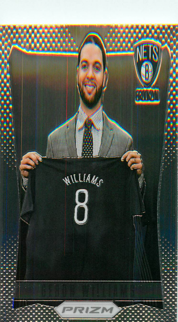 2012-13 Panini Prizm #7 Deron Williams