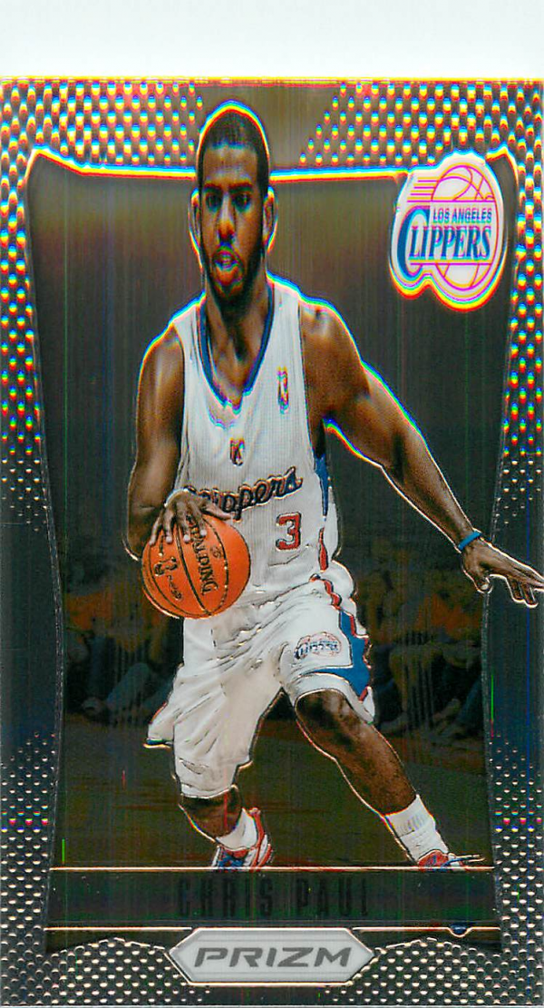 2012-13 Panini Prizm #19 Chris Paul