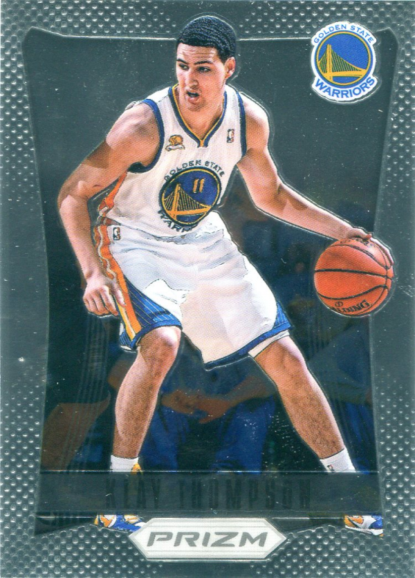 2012-13 Panini Prizm #203 Klay Thompson RC