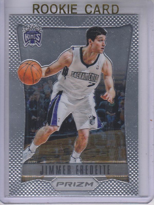 2012-13 Panini Prizm #212 Jimmer Fredette RC