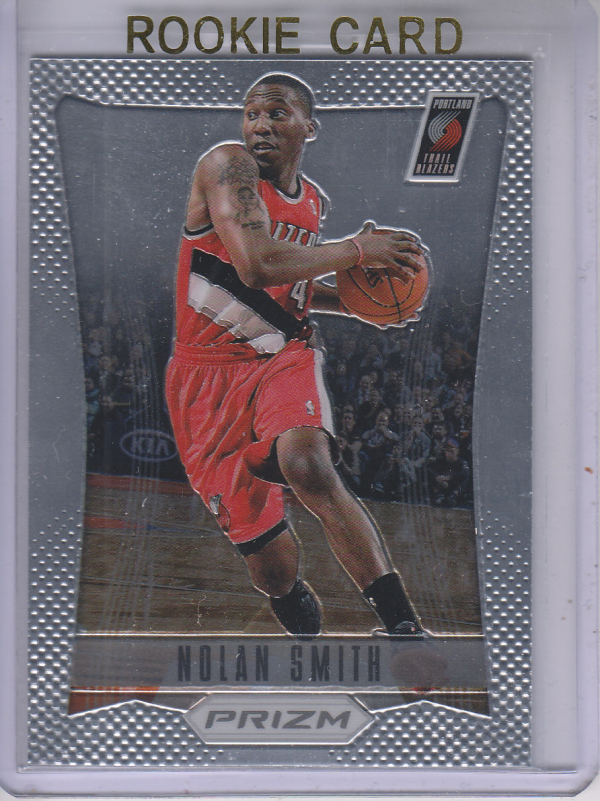 2012-13 Panini Prizm #221 Nolan Smith RC