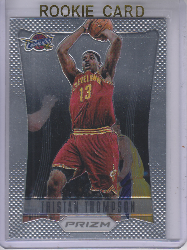 2012-13 Panini Prizm #223 Tristan Thompson RC