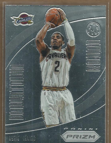 2012-13 Panini Prizm Downtown Bound #13 Kyrie Irving