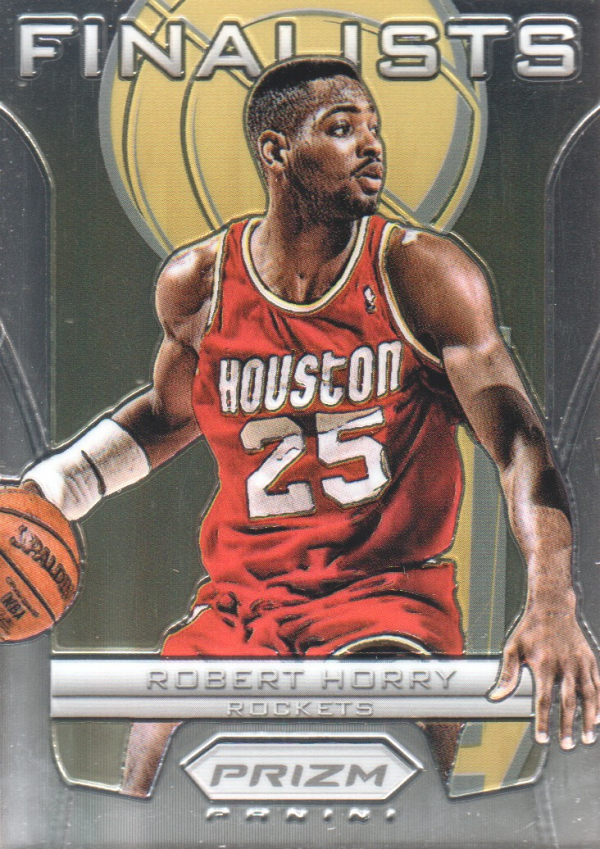 2012-13 Panini Prizm Finalists #11 Robert Horry