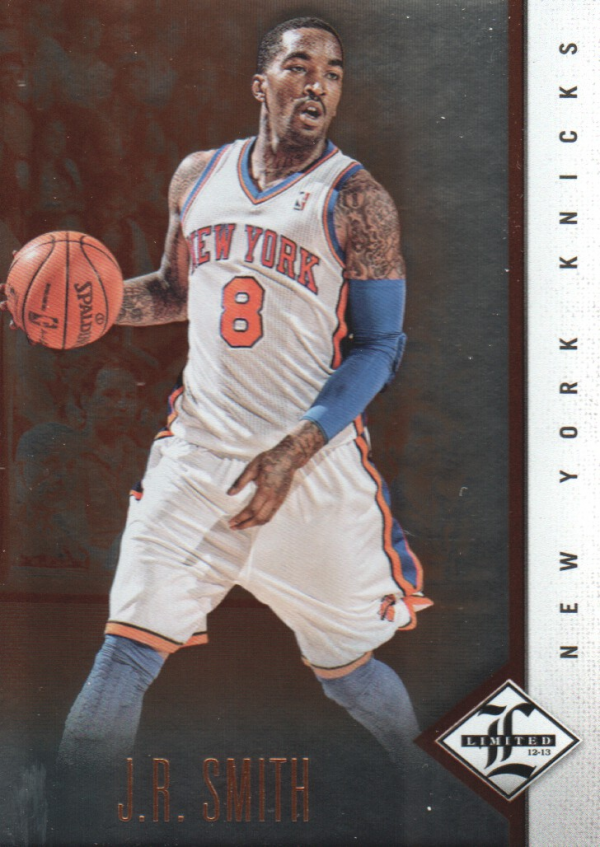 2012-13 Limited #14 J.R. Smith
