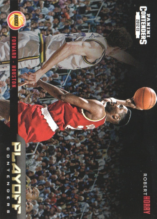 2012-13 Panini Contenders Playoff Contenders #14 Robert Horry