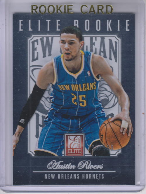 2012-13 Elite #261 Austin Rivers RC