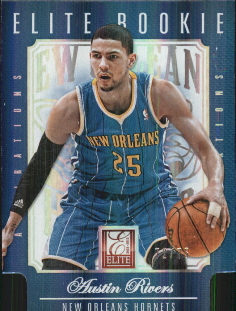2012-13 Elite Aspirations #261 Austin Rivers/75