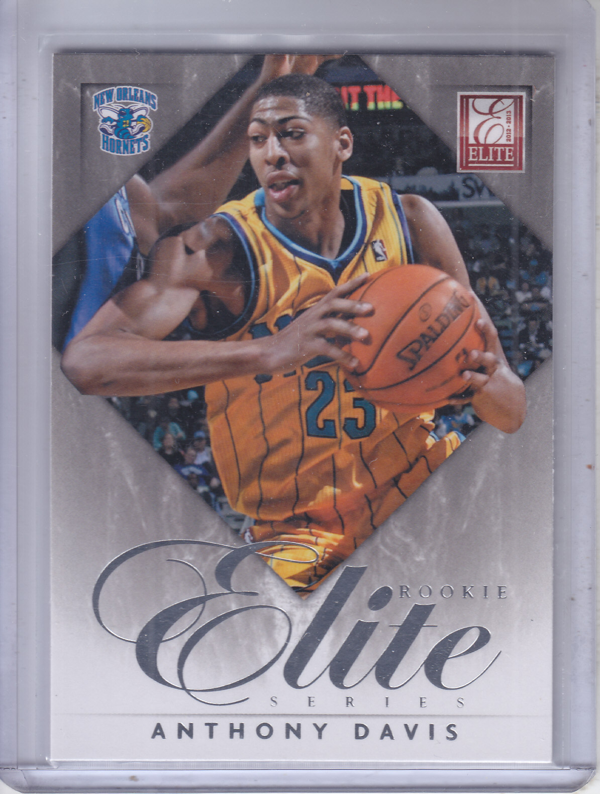 2012-13 Elite Rookie Elite Series #2 Anthony Davis