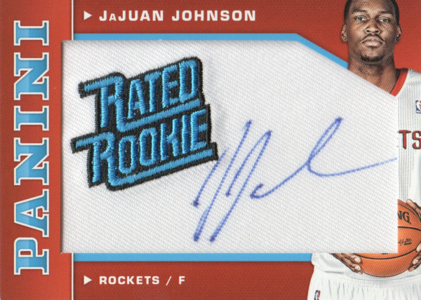 2012-13 Panini Rated Rookie Signatures #65 JaJuan Johnson/50