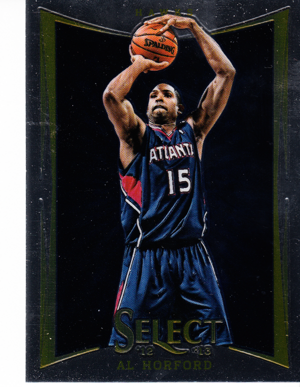 2012-13 Select #1 Al Horford