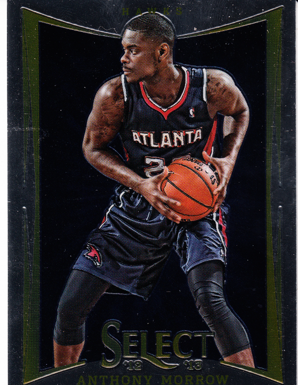 2012-13 Select #2 Anthony Morrow