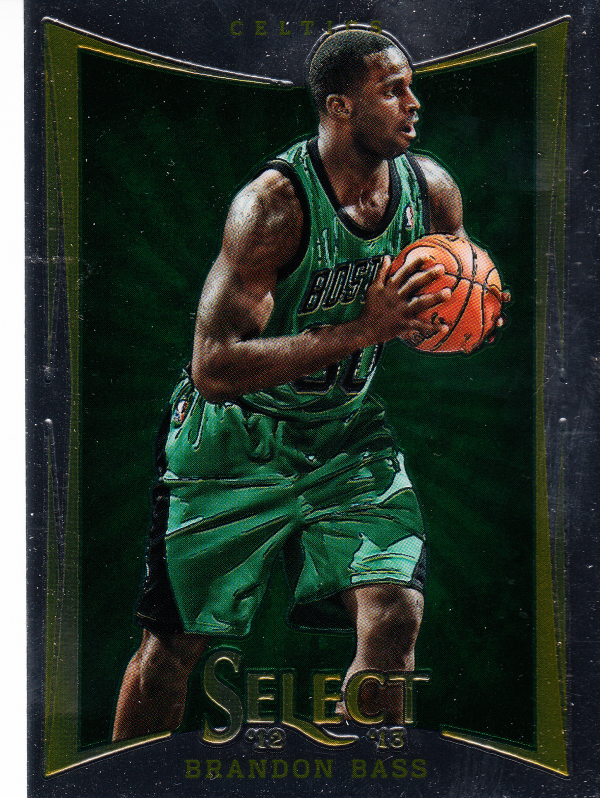 2012-13 Select #10 Brandon Bass