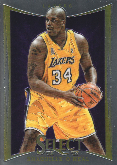 2012-13 Select #142 Shaquille O'Neal