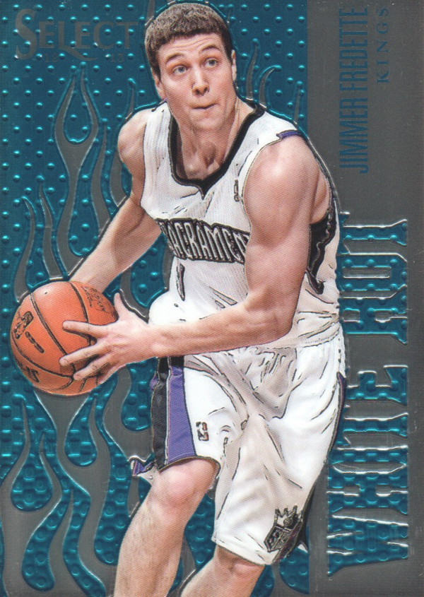 2012-13 Select White Hot Rookies #43 Jimmer Fredette