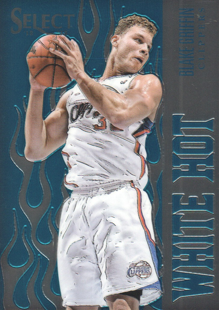 2012-13 Select White Hot Stars #8 Blake Griffin