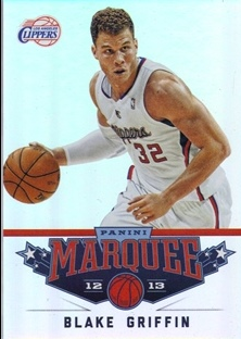 2012-13 Panini Marquee #17 Blake Griffin