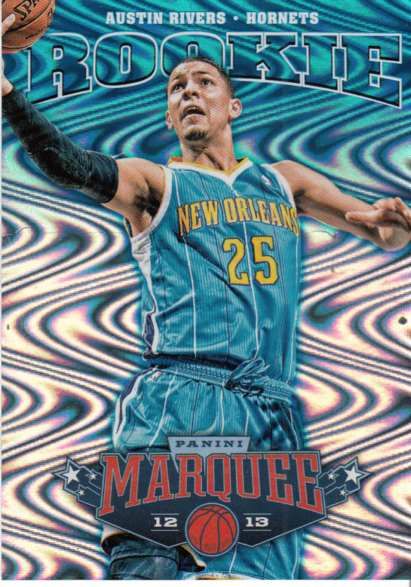 2012-13 Panini Marquee #171 Austin Rivers RC