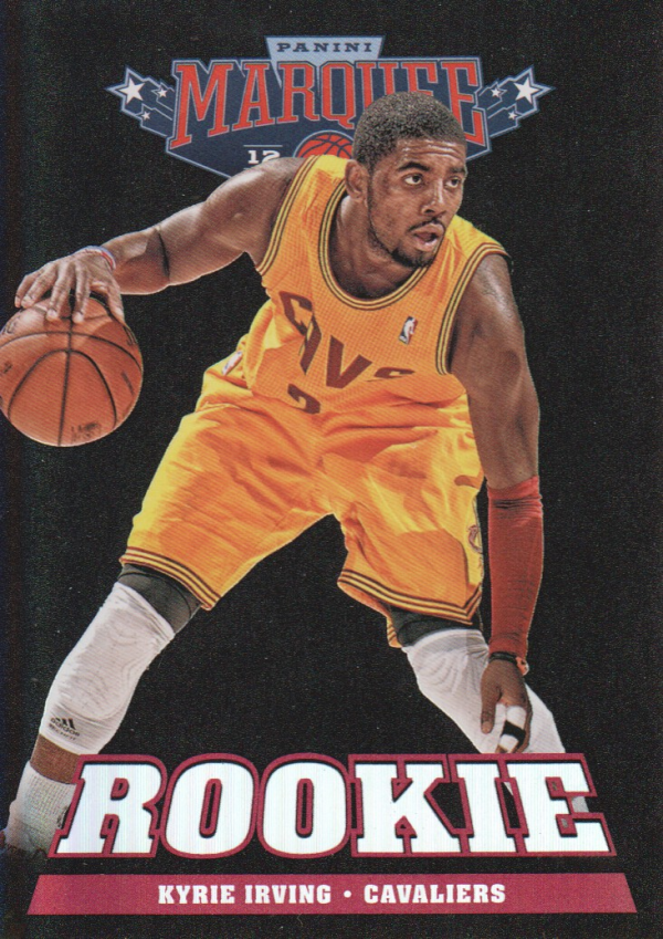 2012-13 Panini Marquee #241 Kyrie Irving RC