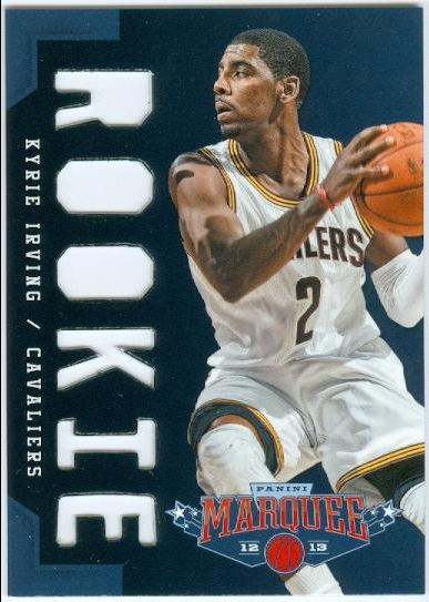 2012-13 Panini Marquee #321 Kyrie Irving RC