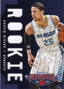 2012-13 Panini Marquee #331 Austin Rivers RC