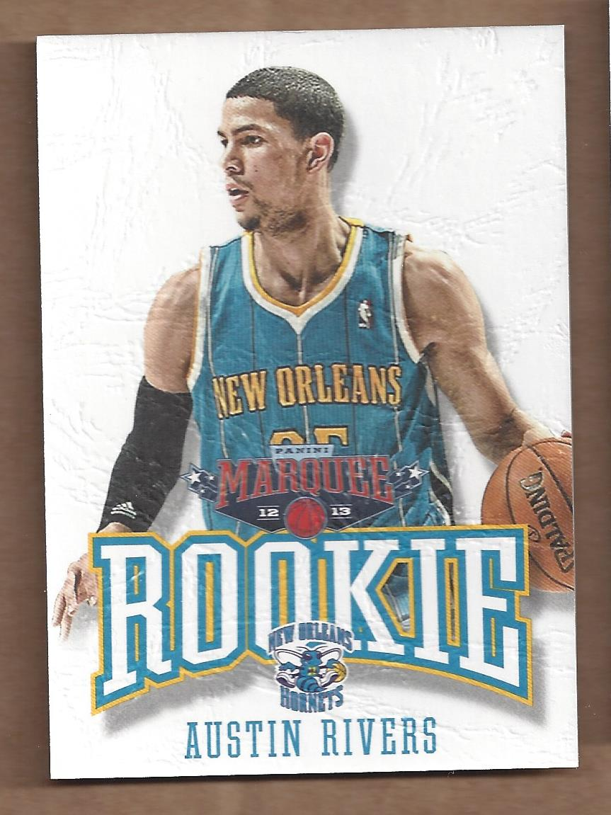 2012-13 Panini Marquee #411 Austin Rivers RC