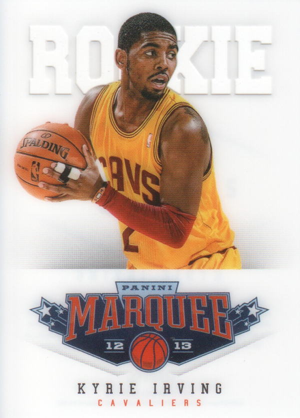 2012-13 Panini Marquee #471 Kyrie Irving RC