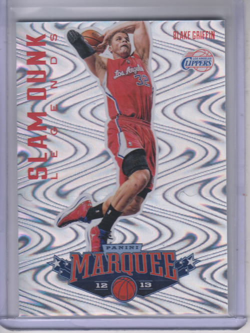 2012-13 Panini Marquee Slam Dunk Legends #8 Blake Griffin