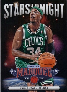 2012-13 Panini Marquee Stars of the Night #5 Paul Pierce