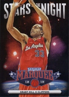 2012-13 Panini Marquee Stars of the Night #6 Grant Hill