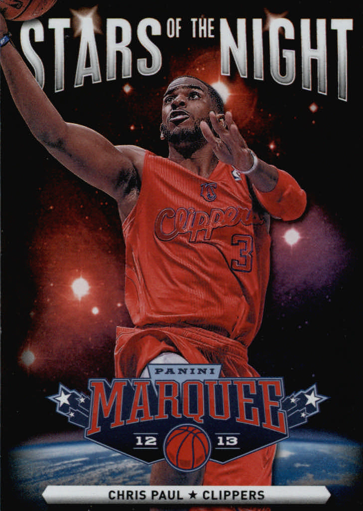 2012-13 Panini Marquee Stars of the Night #9 Rajon Rondo