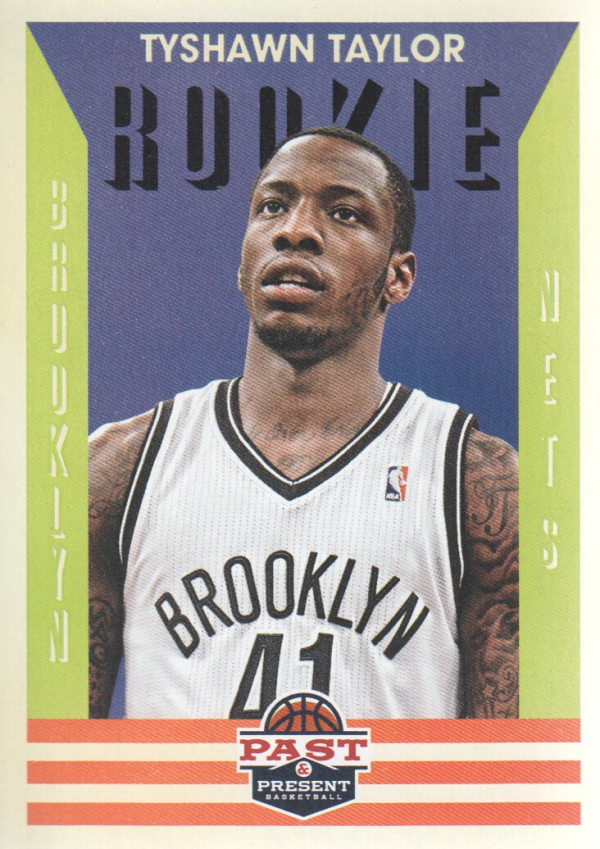 2012-13 Panini Past and Present #155 Tyshawn Taylor RC