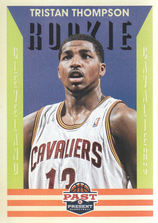 2012-13 Panini Past and Present #164 Tristan Thompson RC
