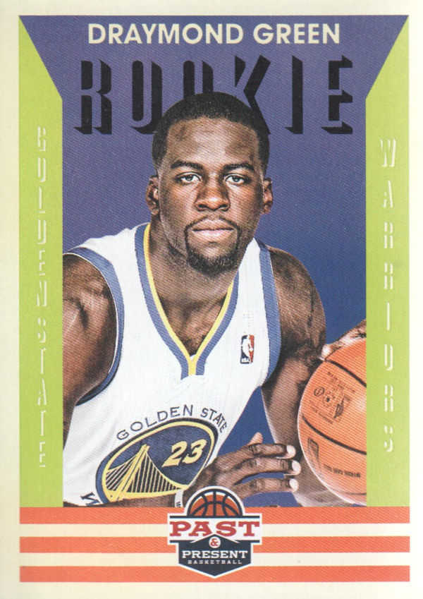 2012-13 Panini Past and Present #171 Draymond Green RC