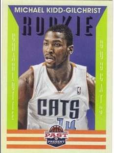2012-13 Panini Past and Present #230 Michael Kidd-Gilchrist RC