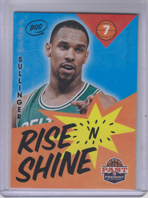 2012-13 Panini Past and Present Rise N Shine #100 Jared Sullinger